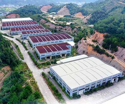 福建韩研生产基地